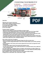 Fuente Conmutada Dc-Dc CV-CC 1.25-30v Step-Down Ajustable