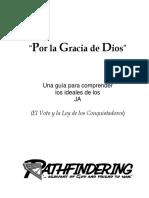 Libro Por La Gracia de Dios