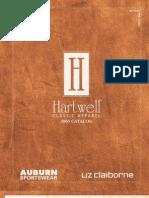 2005 Hartwell Catalog