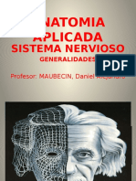 Anatomia Aplicada 11º Sistema Nervioso Generalidades Parte 1