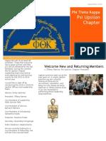 ptk september newsletter