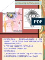 Fertilisasi Dan Embriologi Fkm09