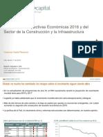 Perspectivas Económicas 2016 y Del Sector de La Construcción y La Infraestructura_CALI_feb16 Final