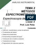 22-01-15 Tema 2 Espectroscopia de Masas Clase 4 III-2014