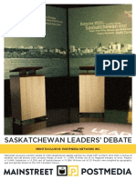 Mainstreet - SK Debate