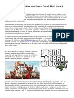 La forme plus grandiose du Chaos - Grand Theft Auto 5 examen