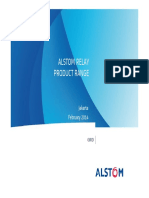 ALSTOM Relay Catalogue