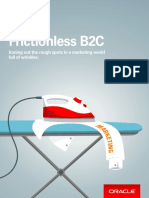 Frictionless B2C