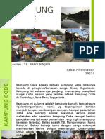 Arsitektur Vernakular Kampung Code