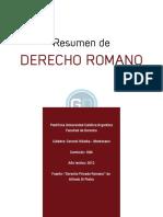 Derecho Romano v2 GENERACION