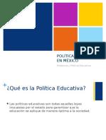 Evolución histórica de los modelos educativos del siglo XX en México.