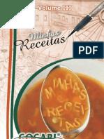 Livro de Receitas Cocari Vol_3