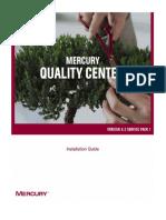 Mercury Quality Center 8.2 SP1 Starter Edition Installation Guide
