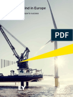 EY Offshore Wind in Europe