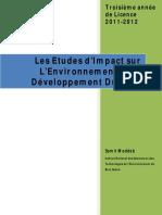 Cours EIE-DD 2011-2012 Samir Meddeb