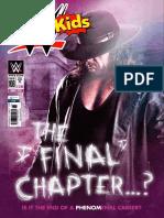 WWE Kids - Issue 106, 2016