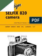 Ensign Selfix 820