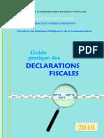 Declaration Fiscale LFC 2010