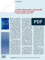 Bosansko-njemacki Frazeoloski Rjecnik