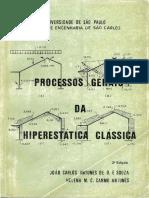Processos Gerais Da Hiperestática Clássica - Cap I