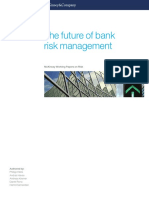 The Future of Bank Risk Management Full Report