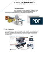 Meat Processing Equipments and Its Function