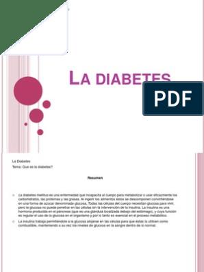 causas de la diabetes mellitus tipo 2 pdf