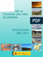 Analisis Calidad Aire España 2001 2012 WEB Tcm7-311112