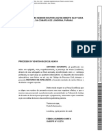 Antonio Evaristo e Supermercado e Quantum HONORARIOS