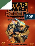 Star Wars D6 Rebels Sourcebook