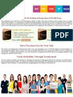 Trusted 1z0-060 Exam Preparation Method