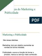 Psicologia do Marketing e Publicidade apresentaçao