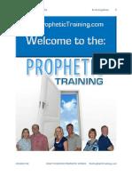 Lesson Five Prophetic