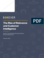 Boxever the Rise of Relevance and Customer Intelligence-2