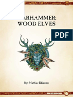 Ravening Hordes - Wood Elves 8th Ed