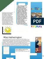 itc teaching brochure