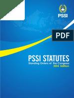 Statuta PSSI