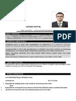 Hitesh Resume Orgi
