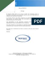 Manual REP2015
