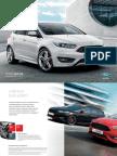 Cennik Nowego Forda Focus