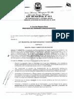 Ley Participación Ciudadana y Control Social El AltoEl Alto