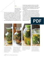 New Wildcrafted Cuisine - Making Cold Infusions