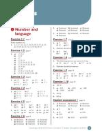 IGCSE Mathematics Textbook Answers