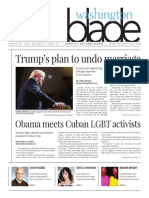 Washingtonblade.com, Volume 47, Issue 13, March 25, 2016