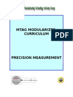Precision Measurementstudent