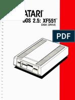 Atari DOS 2.5 XF551