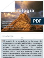 Arqueología!