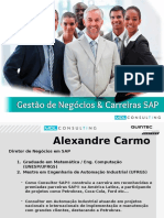 Palestra SAP Foundation New-2013 1