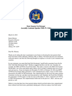 Letter to API NY Regarding Fossil Fuel Divestment