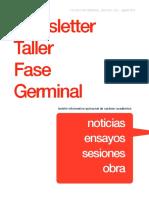 Newsletter FG 001